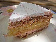 фото вишнёвый торт