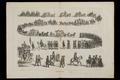 """""""Kröningsprocessionen"""" ur """"Illustrerade Minnesblad från kröningshögtidligheterna år 1860"""" - Livrustkammaren - 89338.tif"""