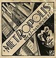 """""""Metropolis"""" (1927 film) (15418159339).jpg"""