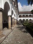 (Iglesia de San Francisco, Quito) Convento pic.bb02 interior courtyard.JPG