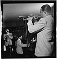 (Portrait of (Scoville) Toby Browne, Kenny Kersey, and Buck Clayton, Café Society (Downtown), New York, N.Y., ca. June 1947) (LOC) (5268902747).jpg