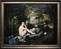 Édouard manet, colazione sull'erba, 1863, 01.JPG