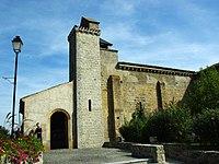 Église Nativité de Notre-Dame à Bénac (Ariège).jpg