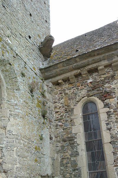 Église classée Notre-Dame de fr:Portbail