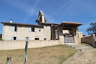 Baudignan - The church of Baudignan