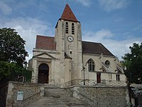 Église St Germain de Charonne Paris 01.jpg