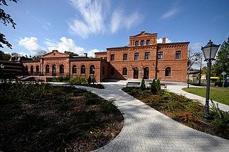 Żyrardów - Historical pension lodge