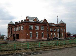Azovsky Nemetsky National District District in Omsk Oblast, Russia