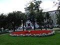 Вид на Трапезную с церковью прп. Сергия Радонежского Троице-Сергиева лавра.JPG