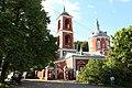 Воскресенская церковь в Рахманово. 2017 год.jpg