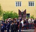 Відкриття Пам'ятного знаку волинським чехам, які загинули у роки Другої світової війни (Рівне) PIC 0173.JPG