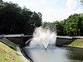 Гомель. Парк. У Лебяжьего озера. Фото 01.jpg