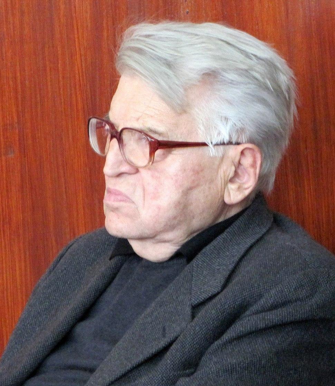 Добрица Ћосић (Dobrica Chosich), firct President of Federal Republic of Yugoslavia