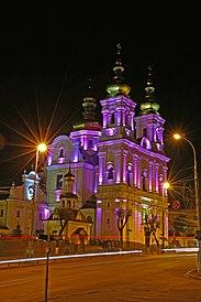 Домініканський монастир - Костьол Вінниця вул. Соборна, 23.jpg