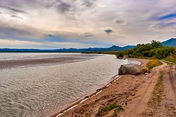 Колыванское озеро осенью, Змеиногорский район, Алтайский край.jpg