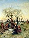 Маковский Поминки 1884.jpg