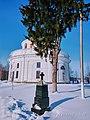 Могила основателя украинского пчеловодства Витвицкого в Диканьке на территории Николаевской церкви.jpg
