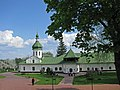 Палатний корпус з Петро-павлівською церквою (мур.), Новгород-Сіверський.jpg