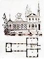 План дачі у турецькому стилі 1910.jpg