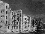 Севастополь. Разрушенный жилищный комбинат рабочих по улице Карла Маркса.jpg