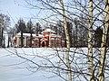 Старое Высокае. Свята-Георгіеўская царква ўзімку (03).jpg