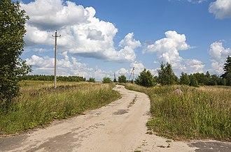 Puchezhsky District - Village (selo) Umekovo, Puchezhsky District