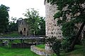 Цесис (Латвия) Мостик во дворе замка - panoramio.jpg