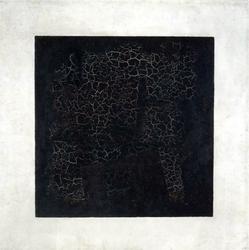 Kazimir Malevich: Black Square (1915)