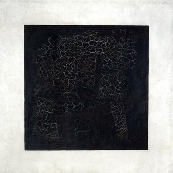 Реферат на тему судьба черного квадрата малевича 8344
