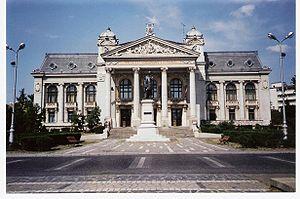 Romanian National Opera, Iași - Iași National Opera House