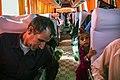 ثبت نام و اعظام افراد از مناطق محروم جنوب کرمان به زیارت شهر مشهد Pilgrimage in Iran- Kerman 29.jpg