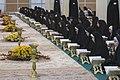 عکس های مراسم ترتیل خوانی یا جزء خوانی یا قرائت قرآن در ایام ماه رمضان در حرم فاطمه معصومه در شهر قم 14.jpg