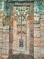 বাঘা মসজিদের দেয়ালে পোড়া মাটির ফলক (১১).jpg
