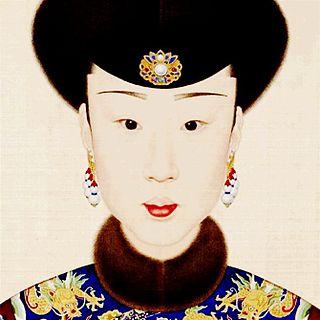 Imperial Noble Consort Qinggong