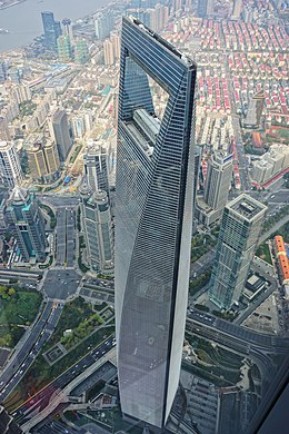 Shanghai World Financial Center Wikip 233 Dia