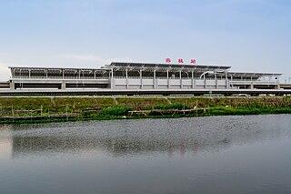 Ronggui railway station