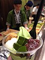 抹茶豪華聖代, 108 MATCHA SARO 抹茶茶廊, 一〇八抹茶茶廊, 108 MATCHA SARO, 台北 (15440371501).jpg