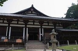 東大寺法華堂 Todai-ji Temple Hokke-do Hall - panoramio