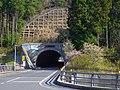 猟路橋と榛原トンネル Kariji-bashi and Haibara tunnel 2013.4.13 - panoramio.jpg