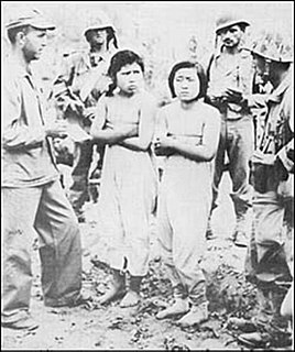 Prostitutes in South Korea for the U.S. military Korean military comfort women