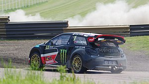 2016 World RX of Great Britain - Petter Solberg