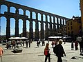 -2014-04-17 Roman Aquaduct, Segovia, Spain (1).JPG