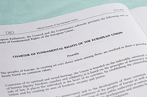 Charter of Fundamental Rights of the European Union - The preamble of the Charter