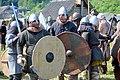02018 0567 Wikinger Reenactment-Gruppen des 11.Jahrhunderts -Trzcinica.jpg
