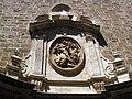 025 Església de Sant Martí (València), façana sud, relleu de Sant Antoni.JPG