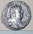03-513 Denarius of Carausius, obverse (FindID 88467).jpg