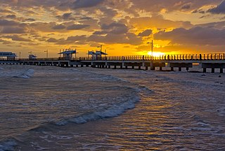Redcliffe Peninsula Town in Queensland, Australia