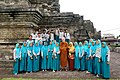 033 With Muslim Students, Candi Jawi (26544601768).jpg