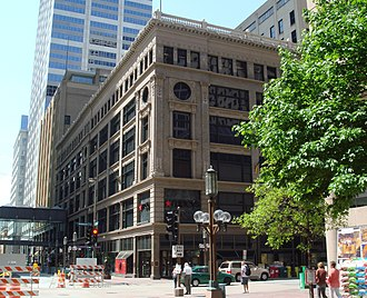 Dayton's - The original flagship Dayton's department store in downtown Minneapolis; followed by Macy's until March 2017.