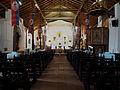 06-004-DMHN Iglesia Parroquial, Santo Domingo de Guzmán de Parita -- Nave y Púlpito.jpg